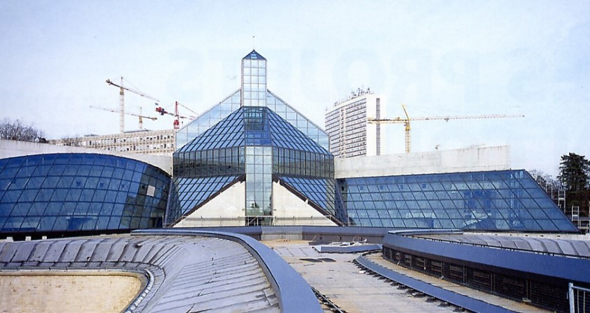 Musée d'Art Moderne Grand-Duc Jean (MUDAM)