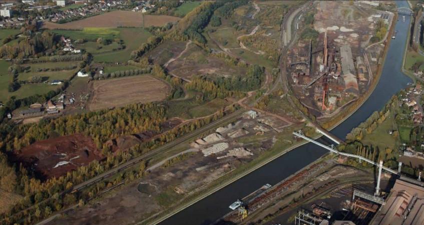 Opvolging herinrichting industriële sites