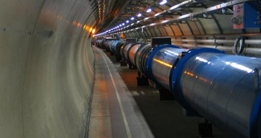 Collisionneur CERN