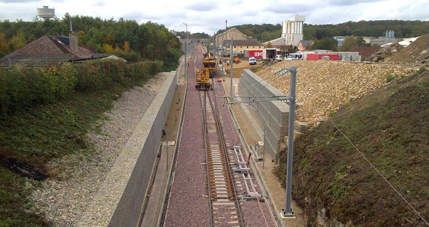 Regional) rail projects | GEOTOP